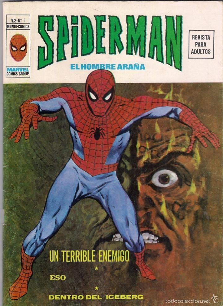 Spiderman Volumen 2 De Vértice Colección Completa Comics Spiderman Spiderman Marvel Cómics