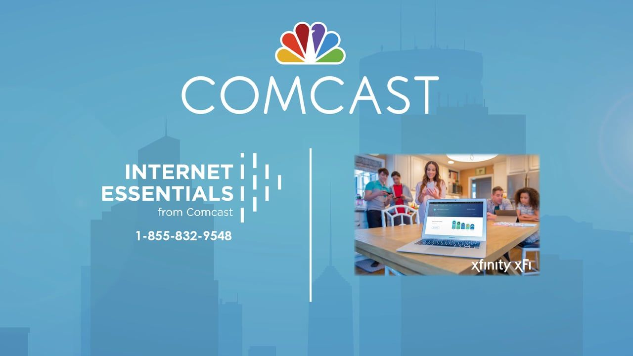 You know Comcast as a cable company, today they are so