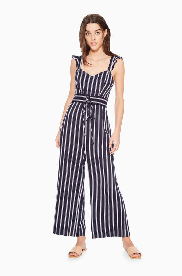 32cbe34dc219 Myers Striped Jumpsuit in 2019
