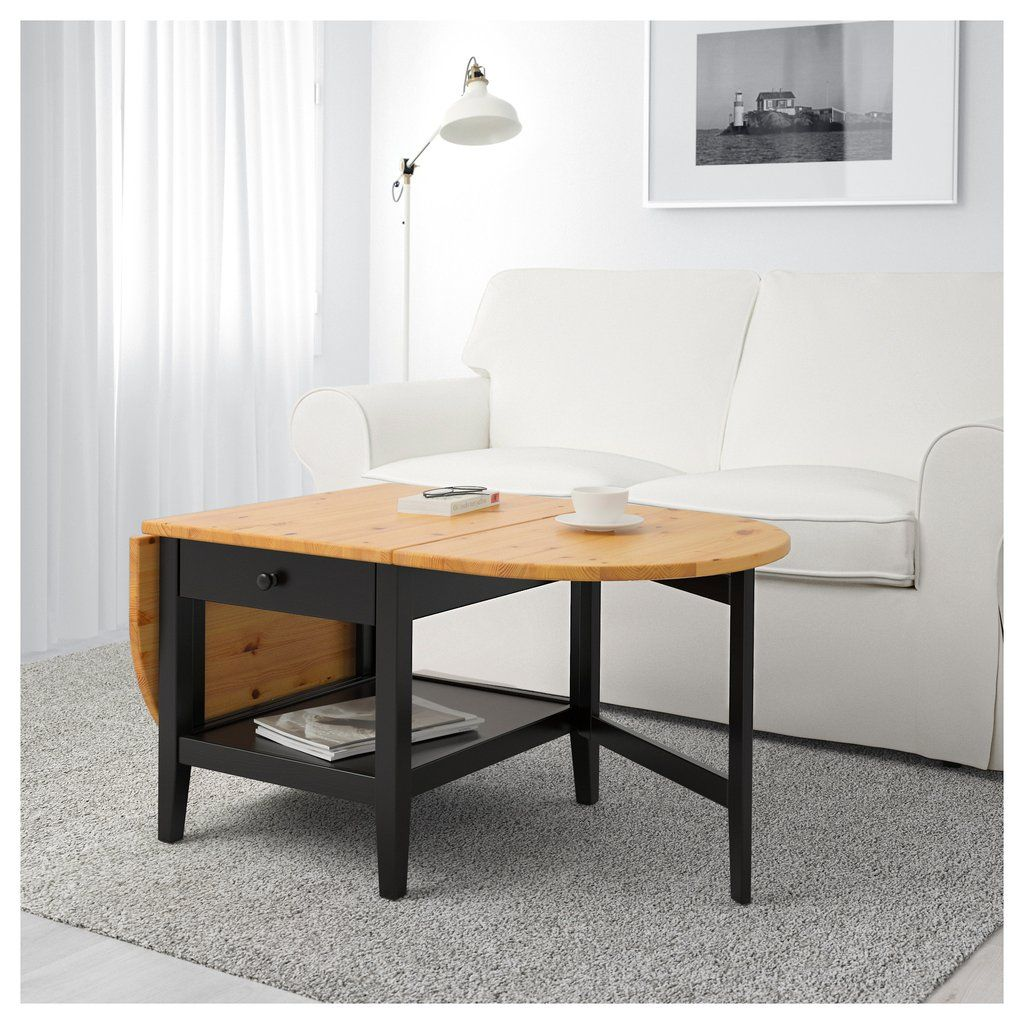 Extendable Coffee Table Ikea coffee table, Small space