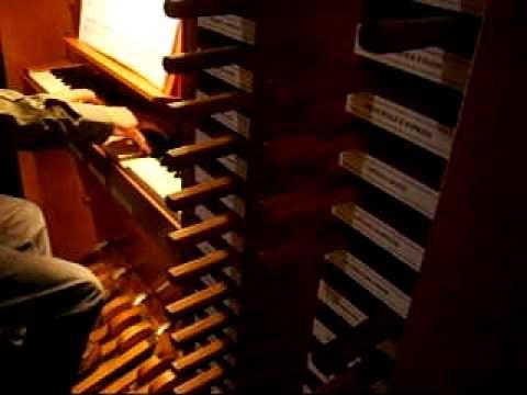 Johann Pachelbel Canon in D Major on pipe-organ