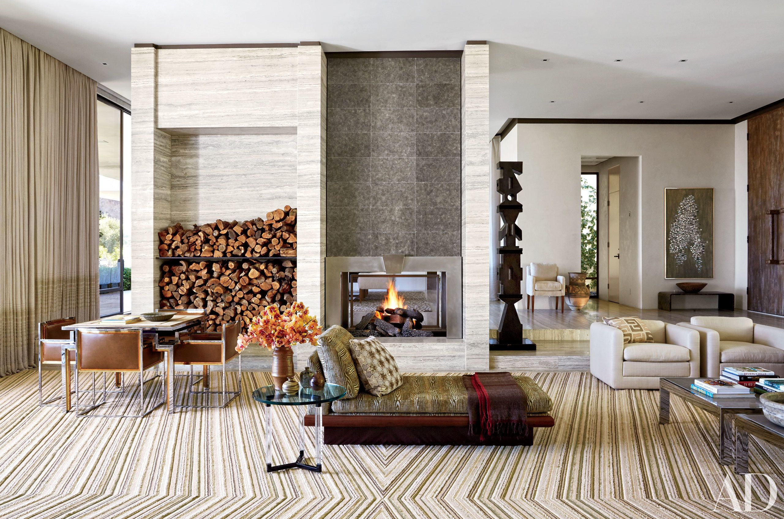 28 Living Rooms With Cozy Fireplaces Luxury Living Room Design Spring Living Room Living Room With Fireplace