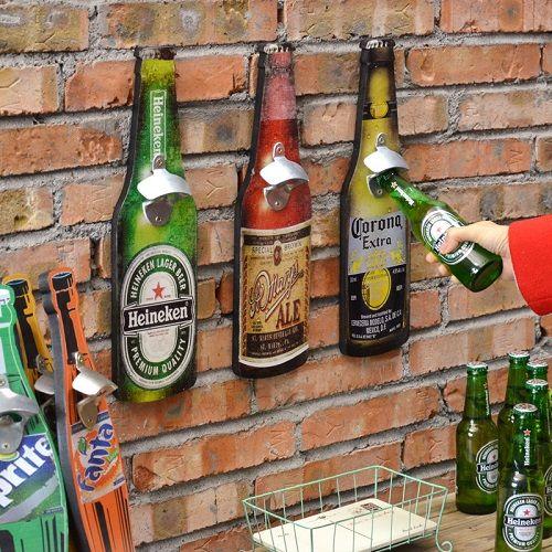 American Retro Beer Bottle Opener