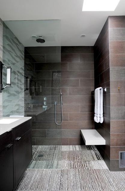 Top 10 des salles de bains design   Archi   Pinterest   Salle de ...