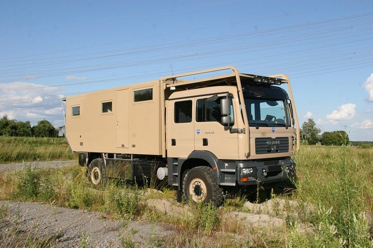 World\'s Toughest Off-Road RVs And Expedition Vehicles | Adventure ...