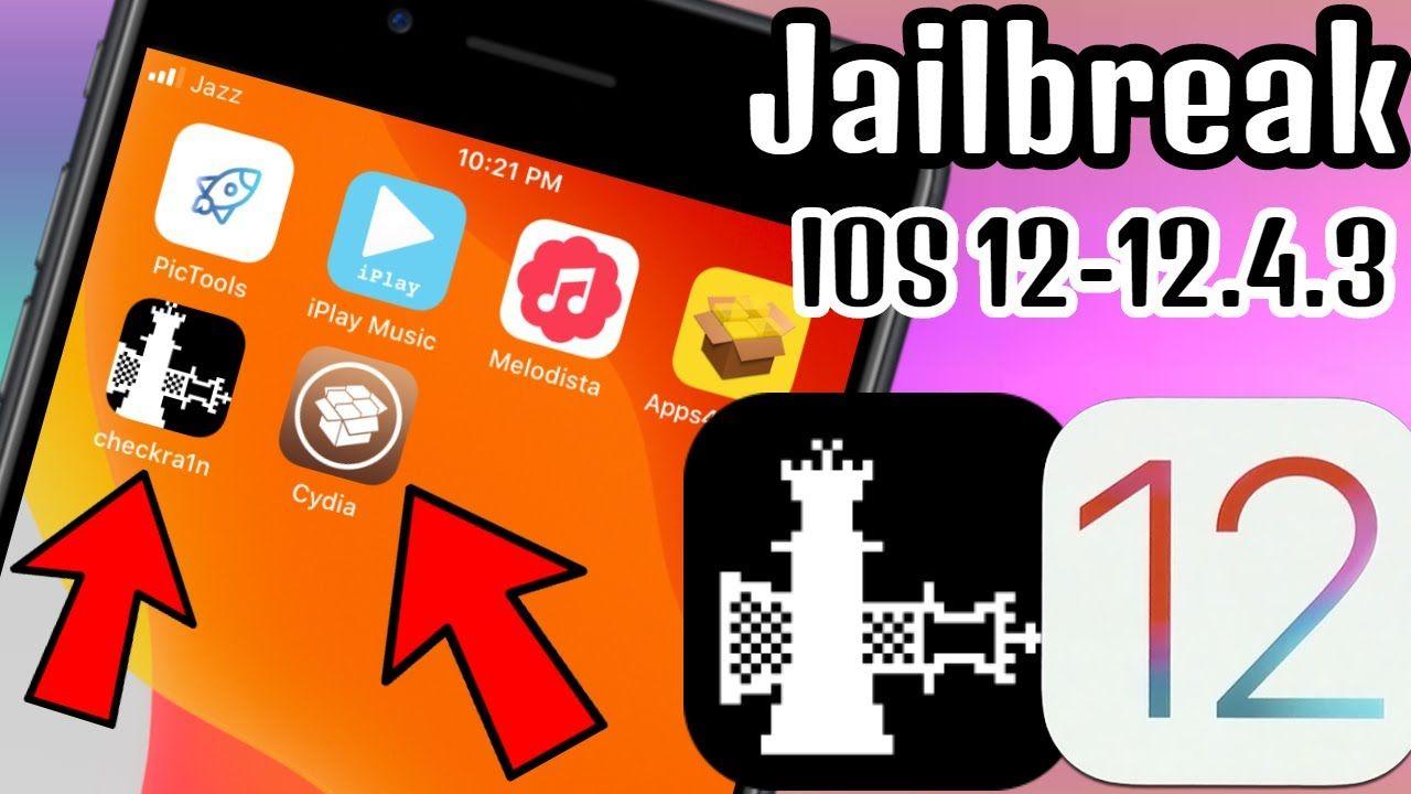 Jailbreak iOS 12.4.3 | How To Jailbreak iOS 12.4.4/iOS 12 ...
