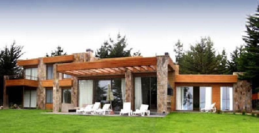 Casas estilo mediterraneo buscar con google casas for Casas de campo prefabricadas