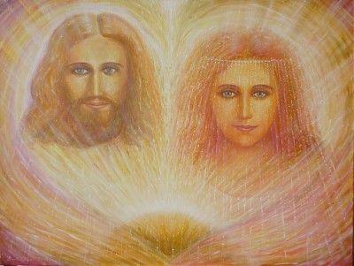 Resultado de imagem para jesus and lady nada