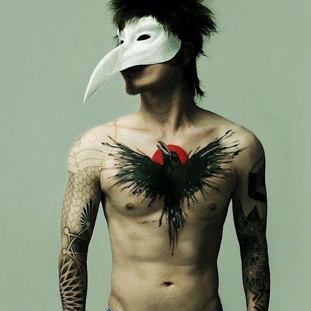 Coole Tattoos von Victor Montaghini | KlonBlog
