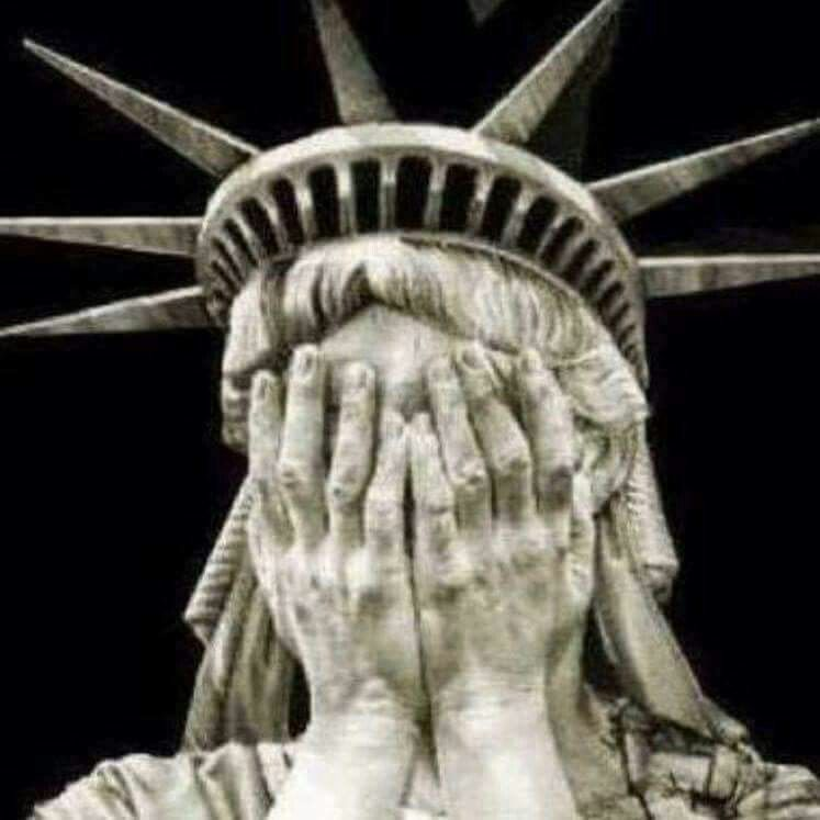 Oh America... even the weeping angels can't understand...