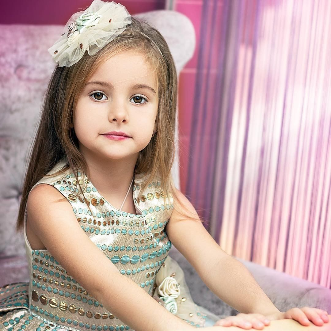 Lindissima The Luxury Girlswear Brand Fall Winter 16 Dress Baby