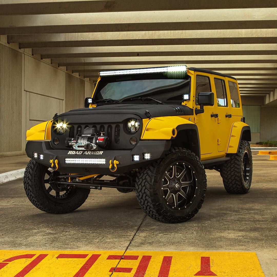 Best 25 Jeep Dealer Ideas On Pinterest: Best 25+ Yellow Jeep Wrangler Ideas On Pinterest
