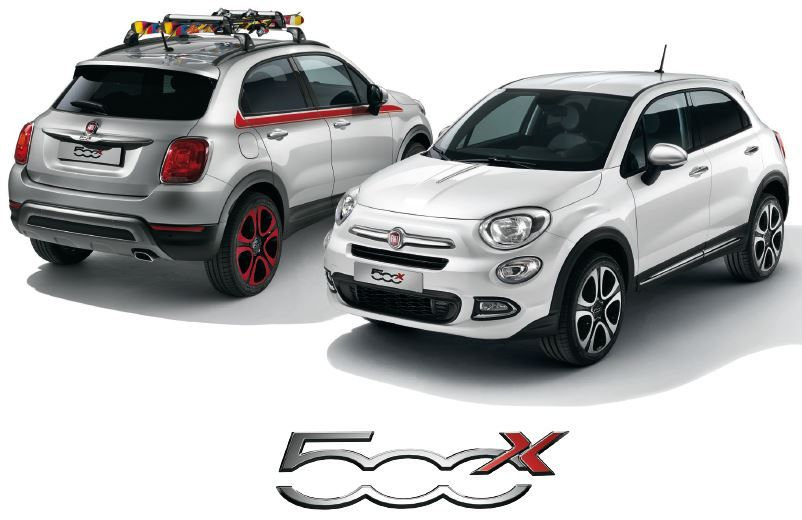 Fiat 500x Accessories Brochure With Images Mopar Accessories