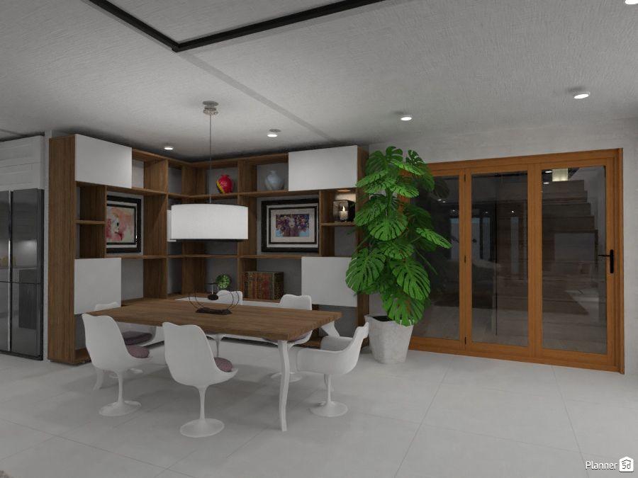 Dining Room Interior Planner 5d Dining Room Interiors Dining