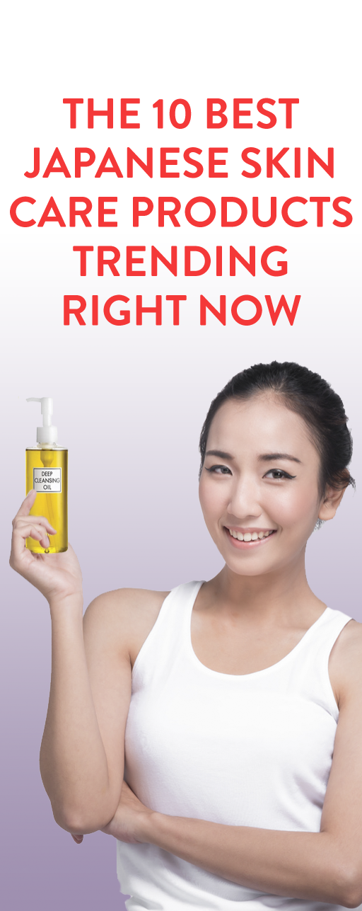 Best Japanese Beauty Products Trending Now