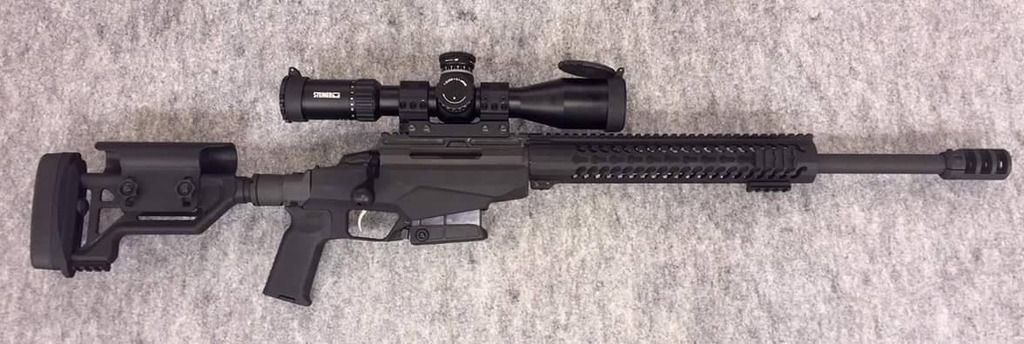 Tikka T3x TAC A1 is a special development for law