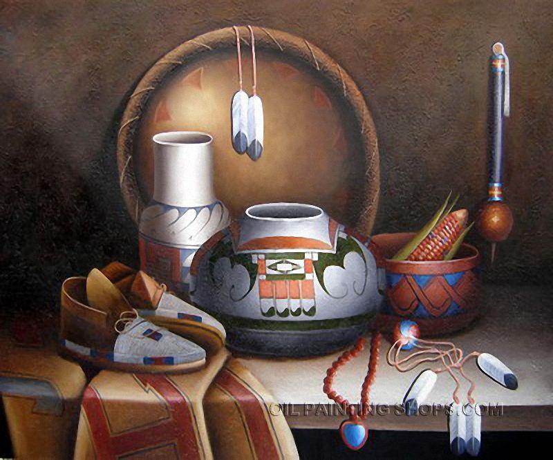"Enchant Large Wall Art Cheap Still Life Vase, Size: 24"" x 20"", $94. Url: http://www.oilpaintingshops.com/enchant-large-wall-art-cheap-still-life-vase-2550.html"
