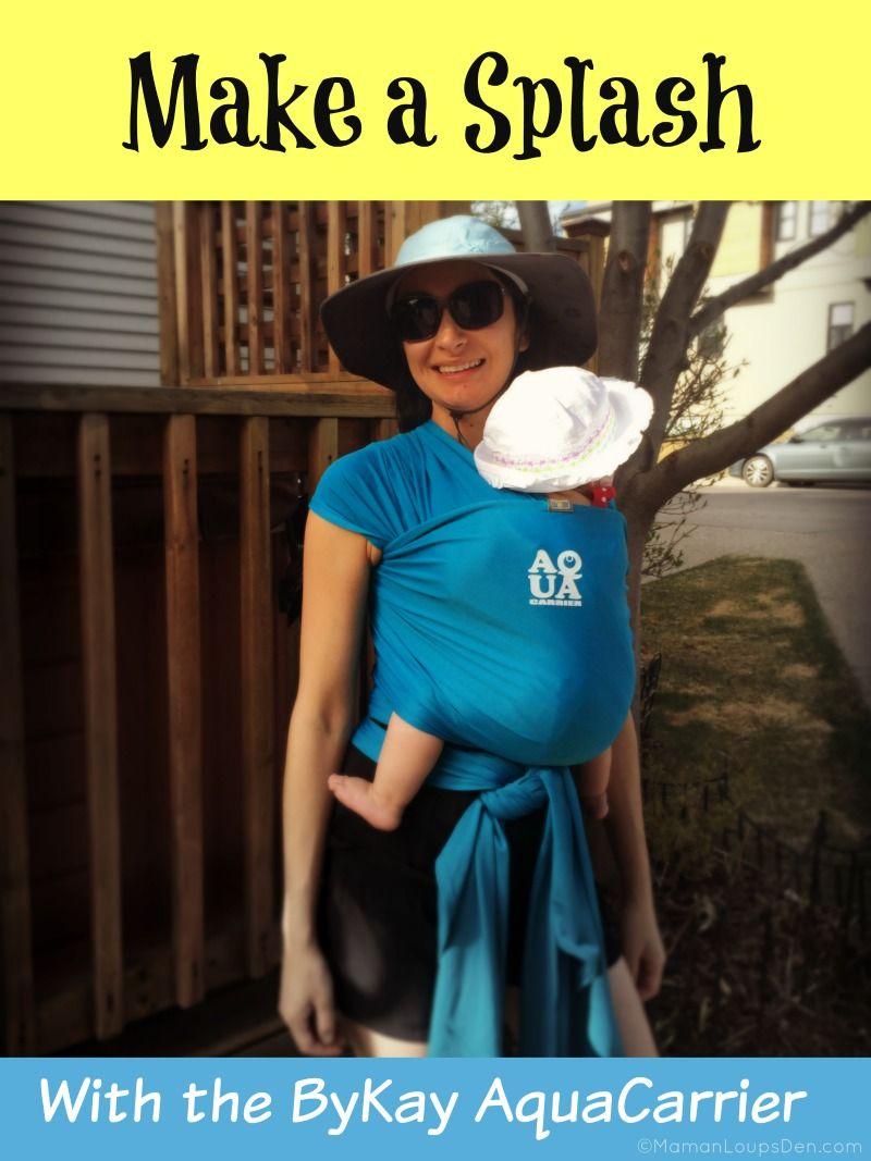 b5e414e73e4e Make a Splash with the ByKay AQUACarrier   Contests   Baby, Baby ...