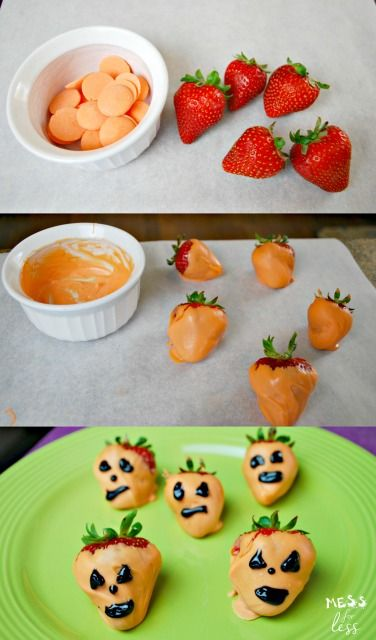 Easy Halloween Treats Easy halloween treats, Easy halloween and - halloween treat ideas for school parties