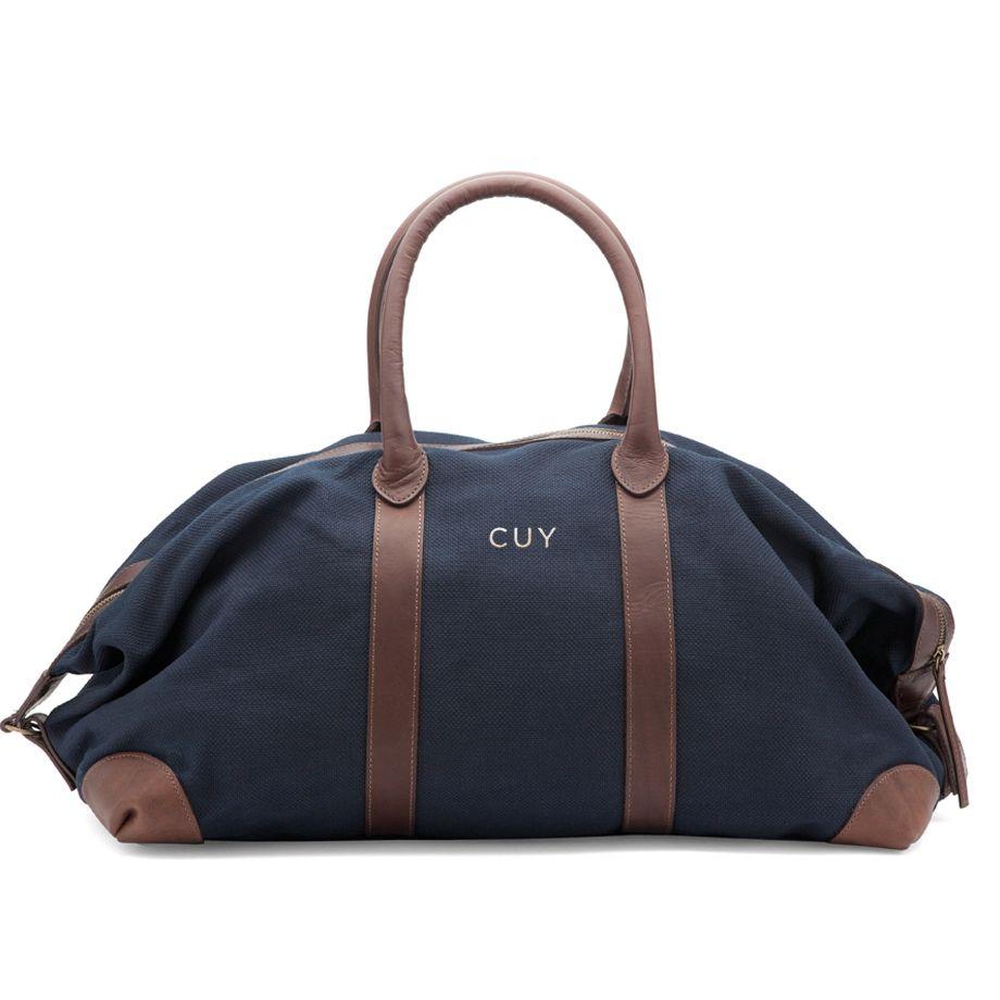 Overnight Bag Navy  279bb6d65783e