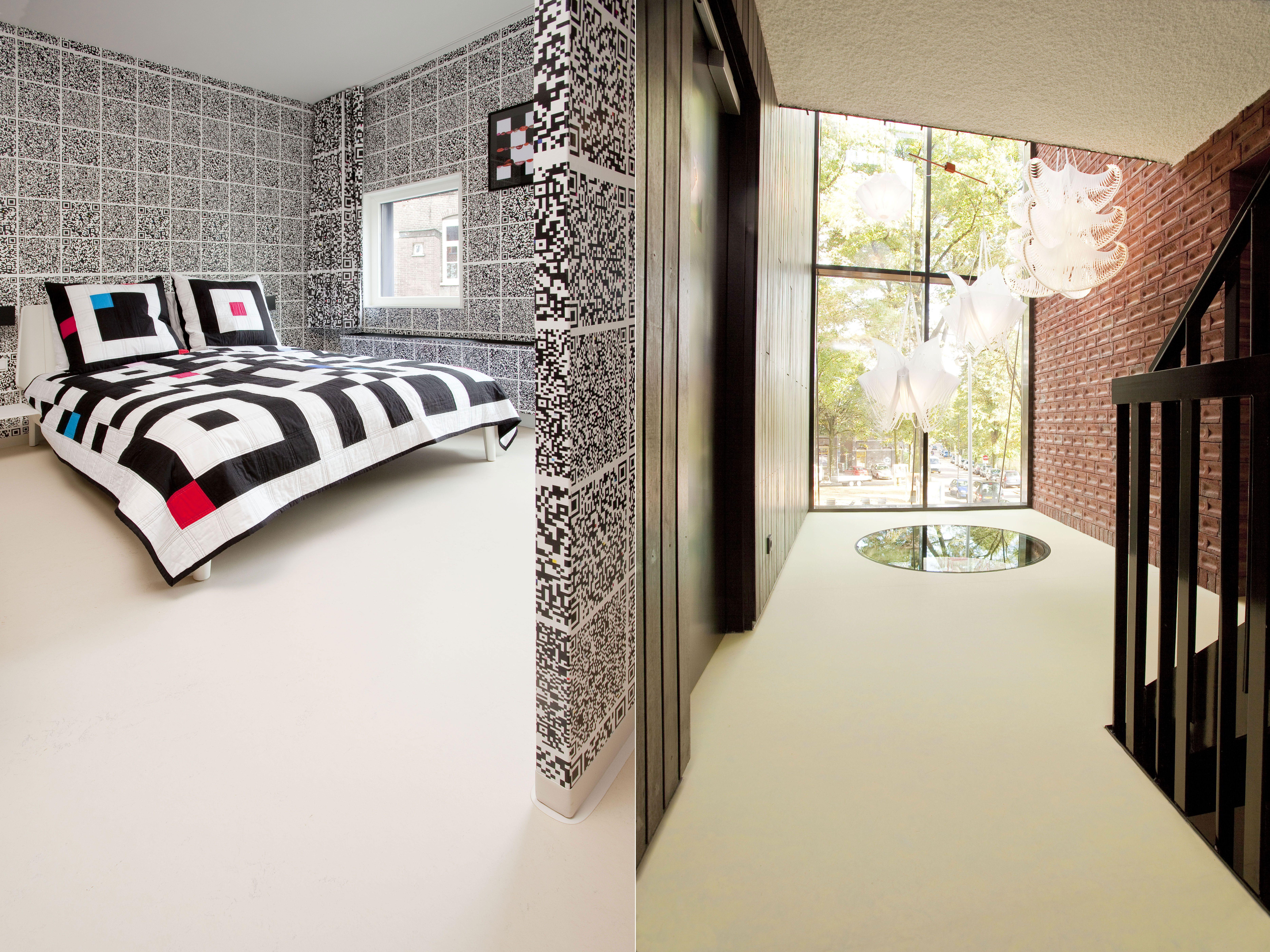modez mode design hotel arnhem the netherlands interior designer piet