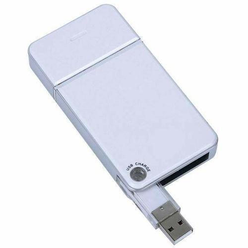iShave USB Charge Razor - White