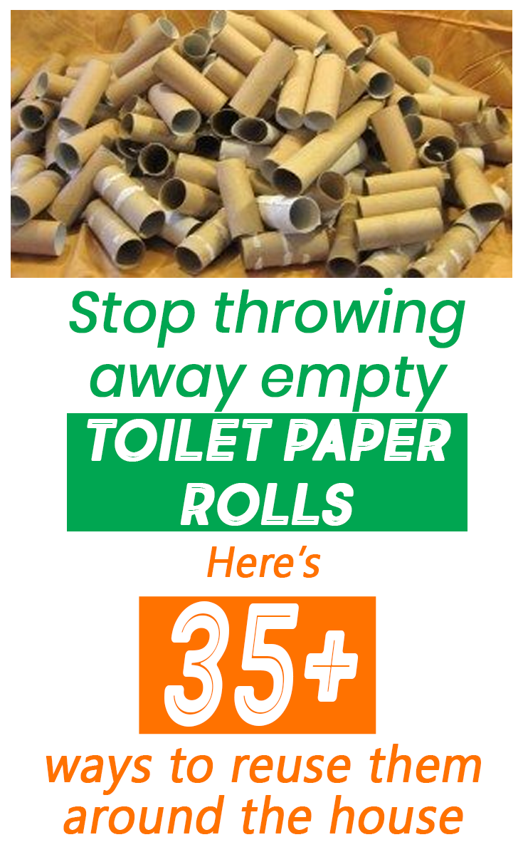 Photo of 35+ Genius Uses For Toilet Paper Rolls At Home Most People Don't Know – Life Just Got Easier