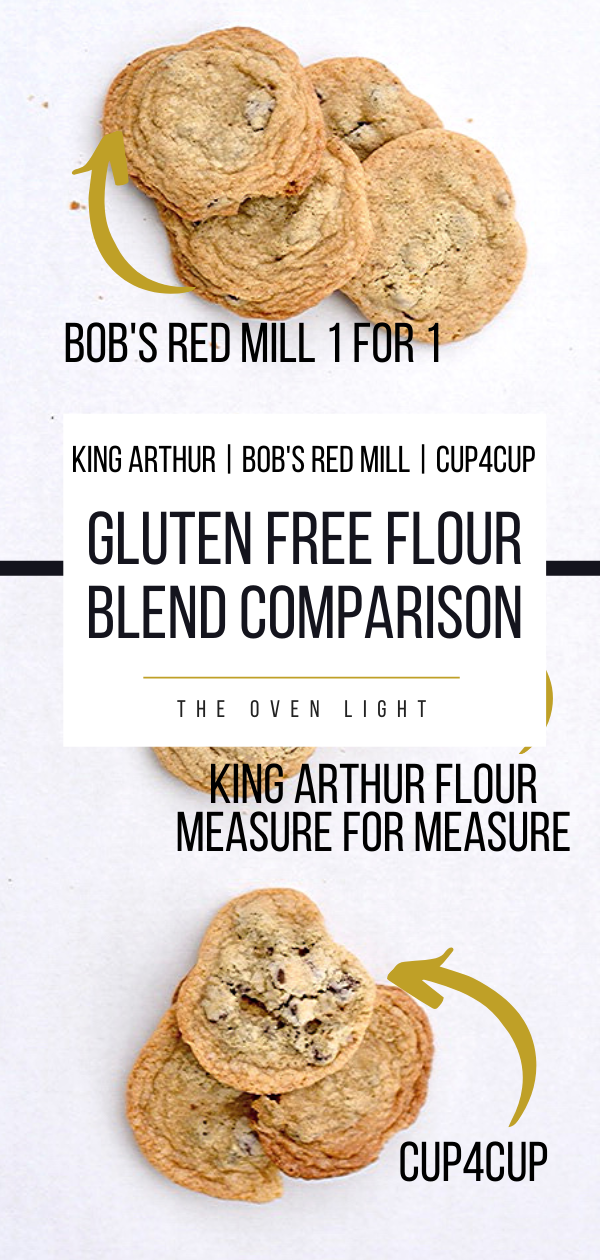 Gluten Free Flour Blends Comparison Gluten Free Flour Blend Gluten Free Flour Gluten Free Cookie Recipes