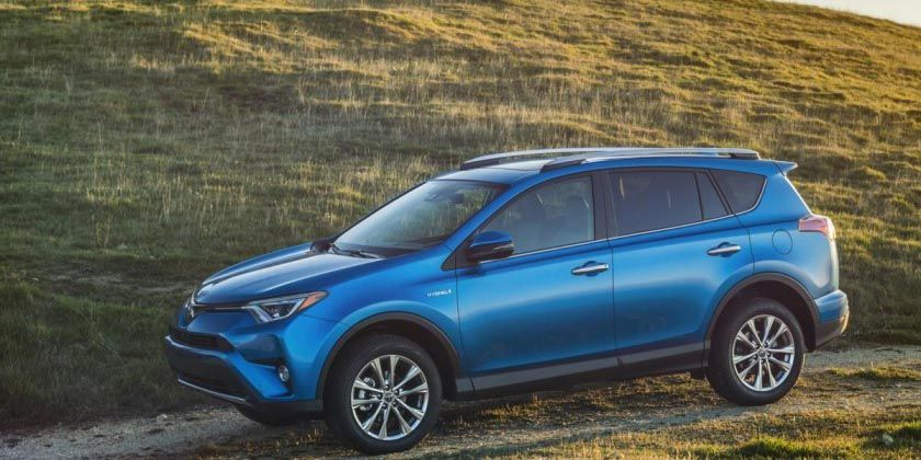 Best Compact SUVs For 2017 Our Top 5 Chart List Best