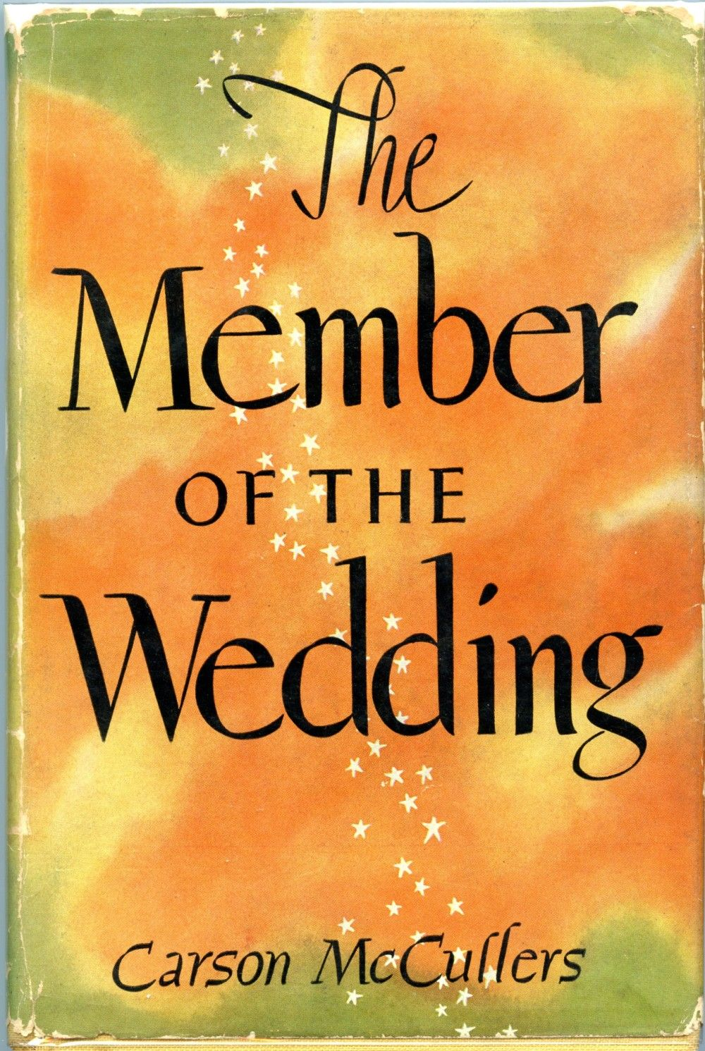 The Member Of The Weddingcarson Mccullers Literature Books Reading Rainbow Book Worth Reading