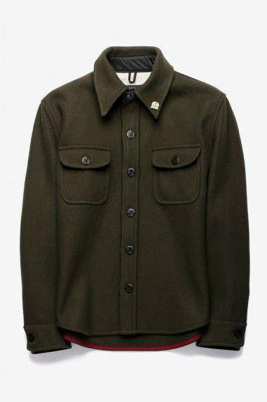 CPO Shirt Loden Green - Fidelity  38926b3f954