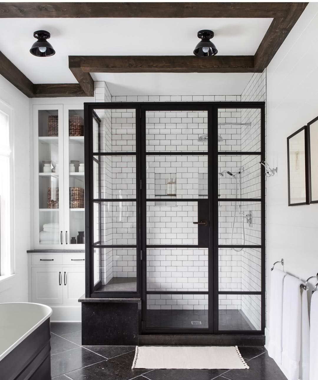 Ashley Stark Kenner On Instagram A Gorgeous Bathroom By