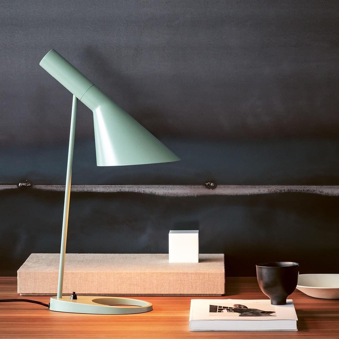 """Louis Poulsen on Instagram: """"• An elegant desk lamp in a ..."""