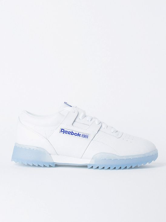 069eb91eb APLACE Workout Clean Ripple Ice W/Blu - Reebok | Fashion | Shoes ...