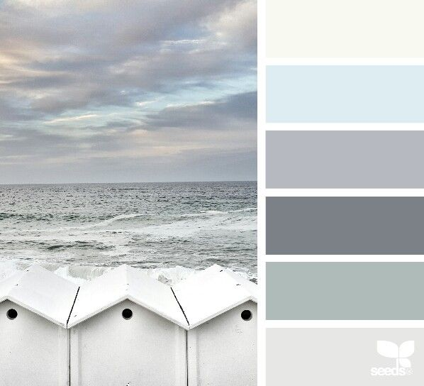 7 Soothing Color Palettes For Your Bedroom In 2019: Soothing Colors Of The Beach