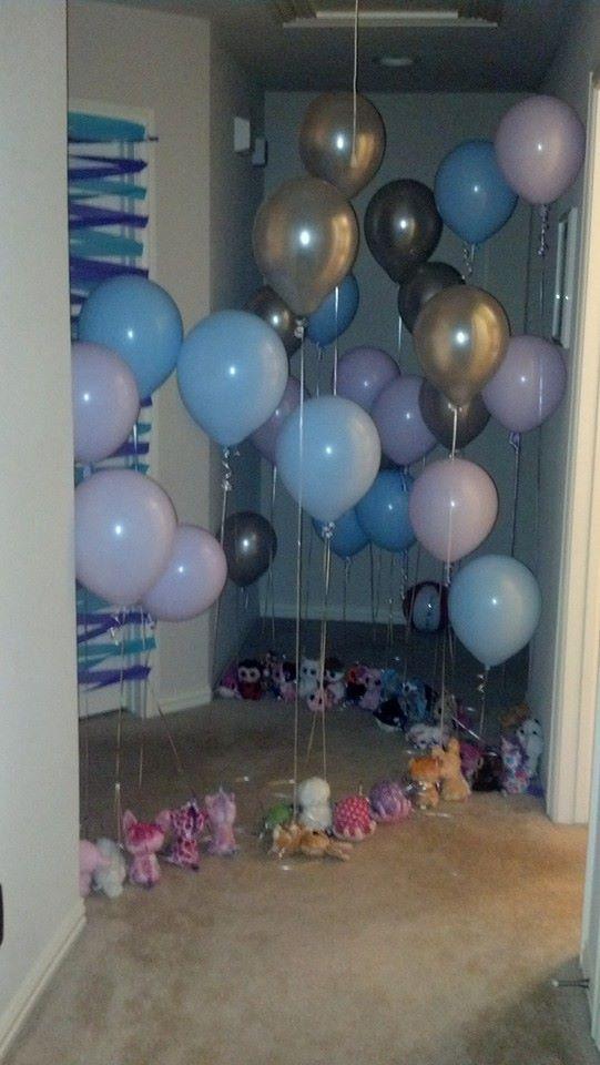 Surprise Outside My Daughters Bedroom Door For Her Birthday