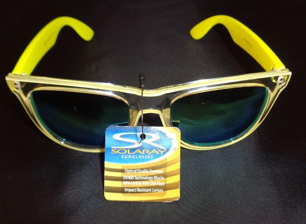 f5c4b24bb16 Panama Jack Polarized Sunglasses 100% UVA UVB Black Blue NWT  PanamaJack   Rectangular