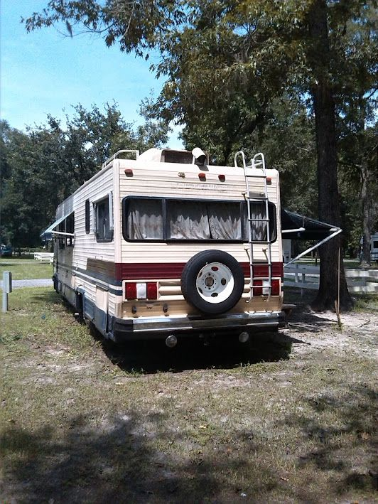 My Newest Addition 1985 Southwind Fleetwood Classic Campers Southwind Rv Remodel