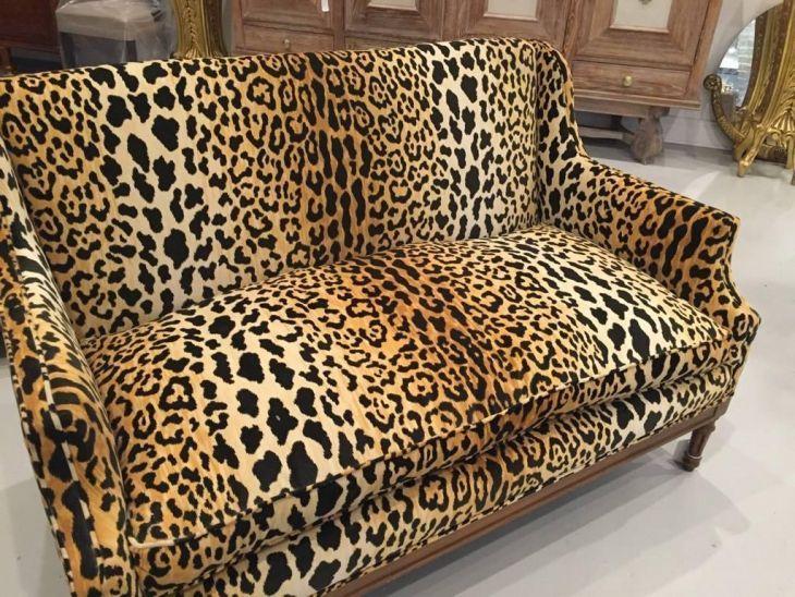 Modern Leopard Print Sofa Cheetah Print Couch Furniture Http
