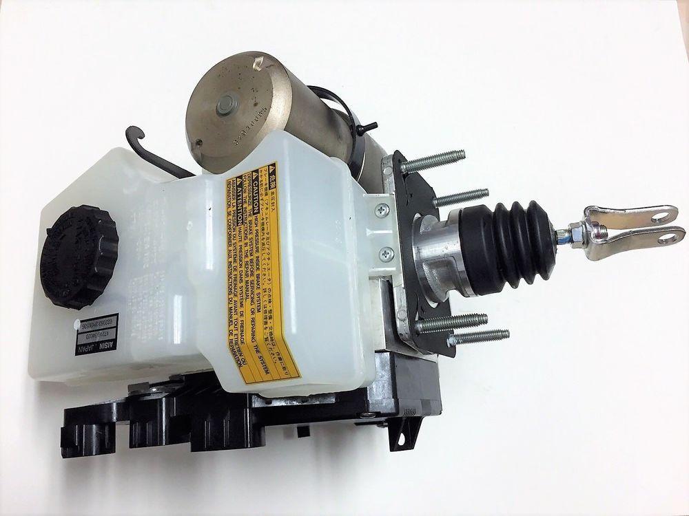 03 05 Toyota Tundra Abs Hydraulic Brake Booster Pump Anti Lock New