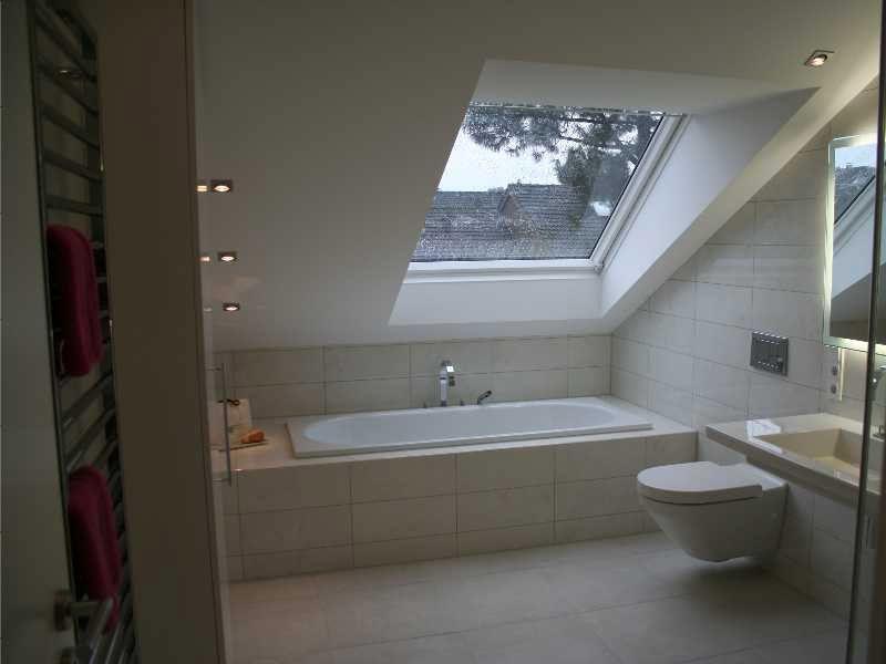 Badewanne Dachschräge pin katharina auf bad badezimmer
