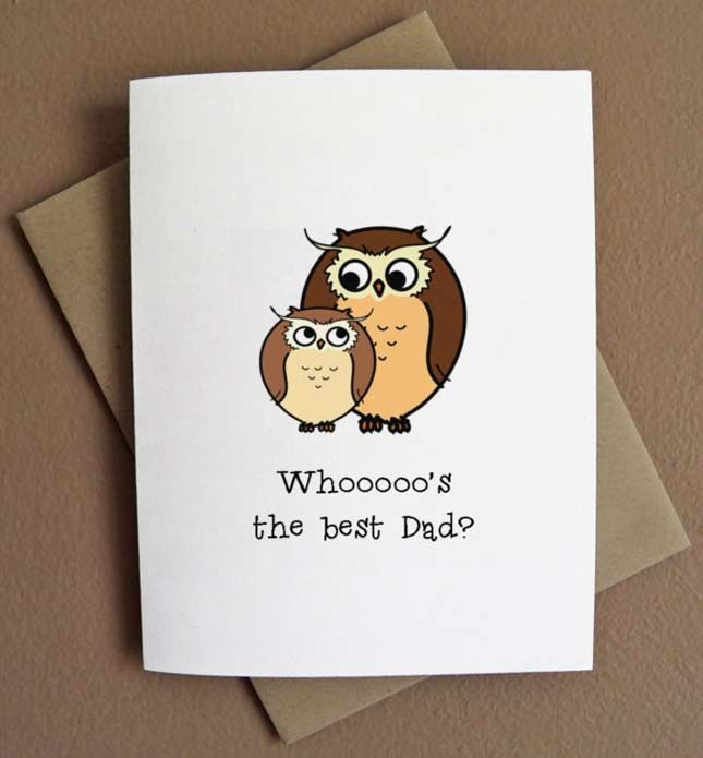 father s day card would look great with my stampin up owl punch