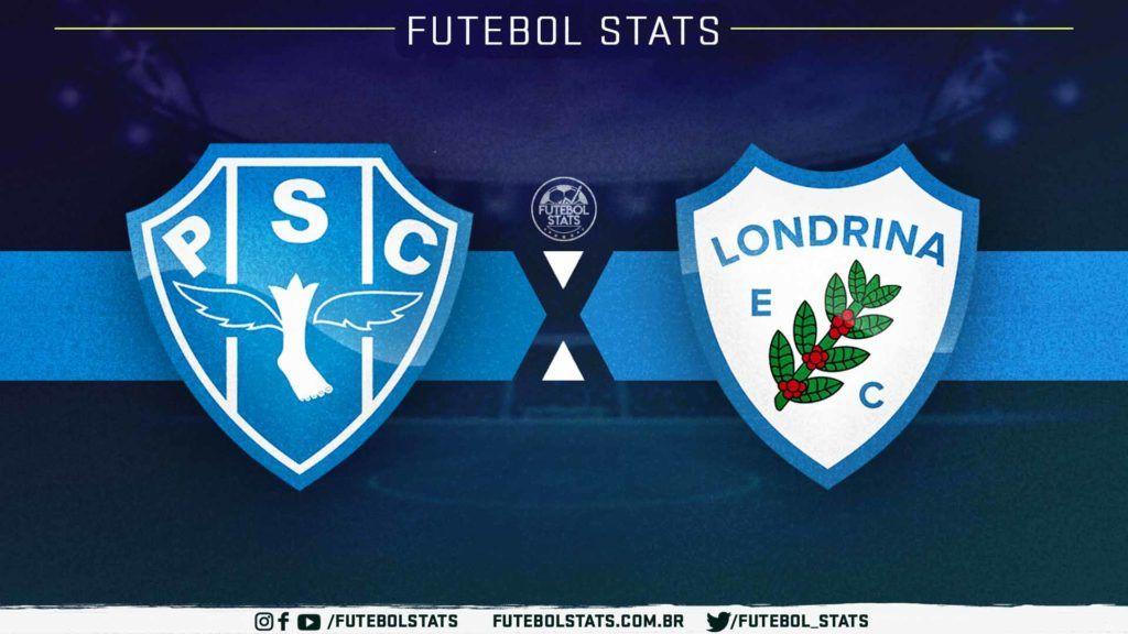 AO VIVO - Paysandu x Londrina em tempo real - Futebol Stats 1e5bddcbb661a