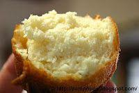 Samoa Food: Panikeke Lapotopoto - Round Pancakes