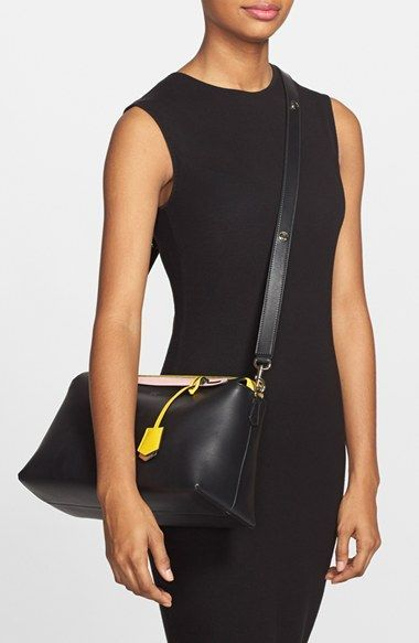 Fendi  Large By the Way  Leather Shoulder Bag available at  Nordstrom 7919f4bae8e7d