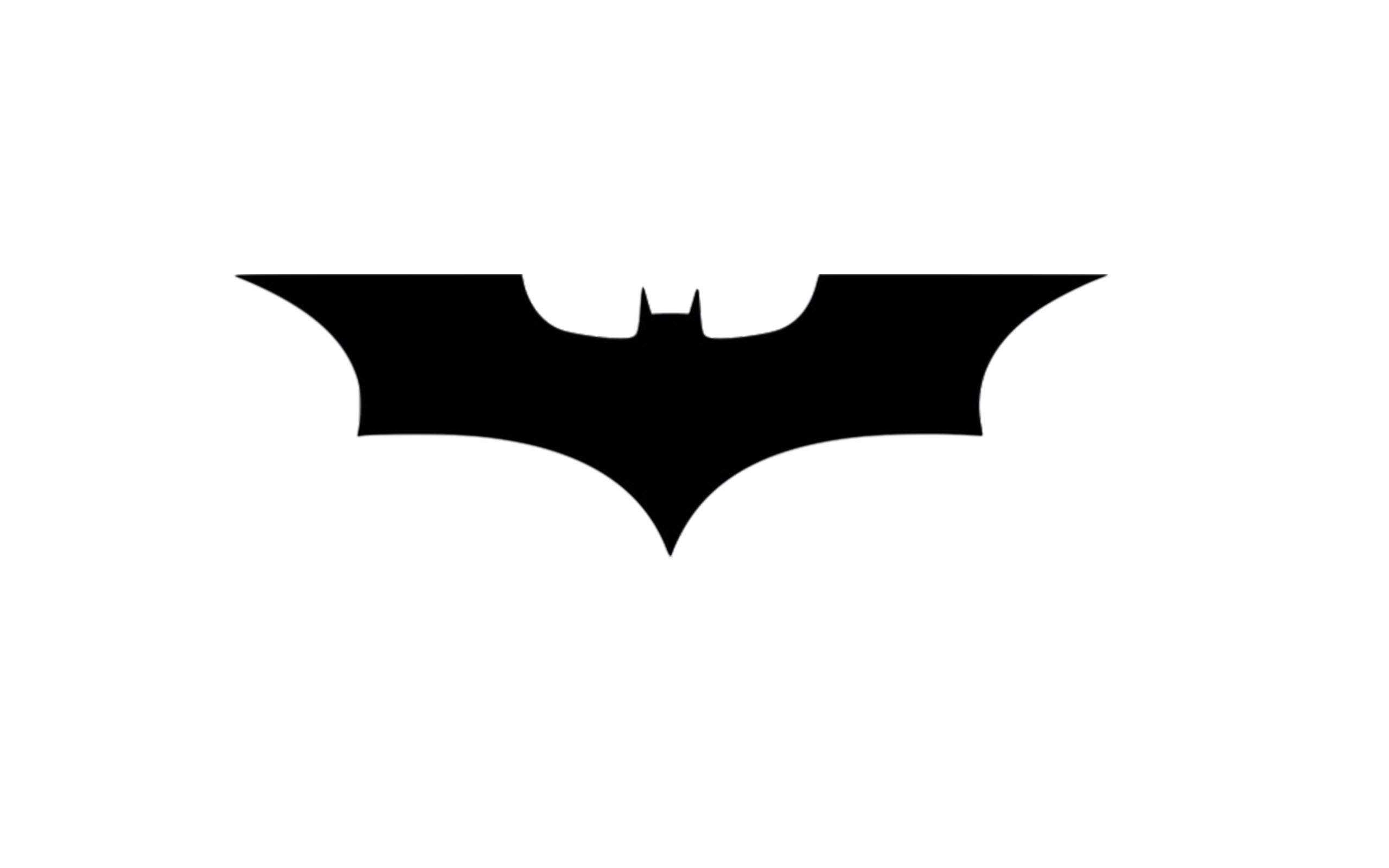 Batman Black And White Logo Black And White Logos Black And White Batman Wallpaper
