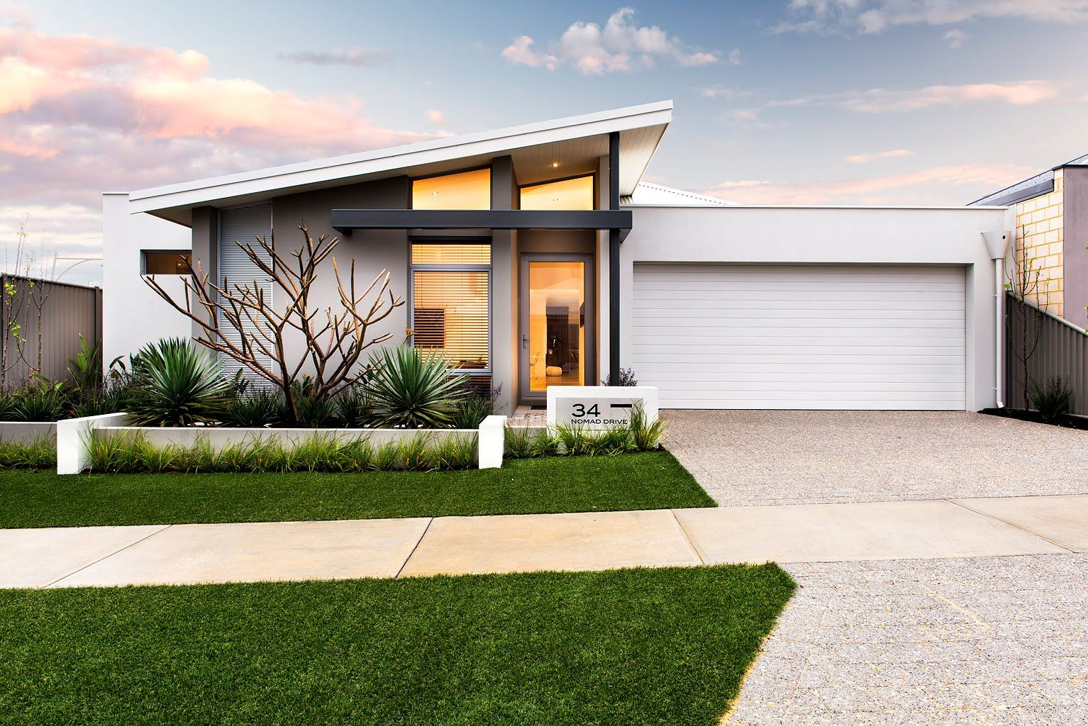 Dale Alcock Homes - T Google Nt Modern House