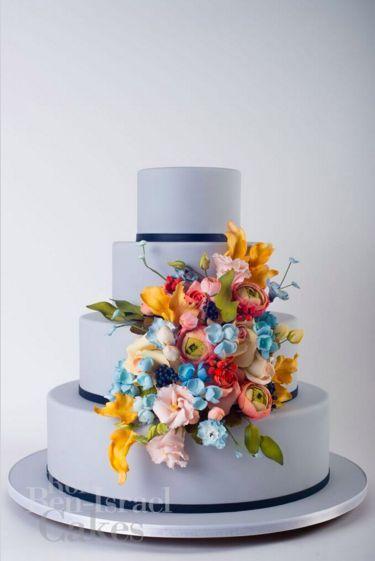 A Beautiful Ron Ben Israel Wedding Cake Wedding Idea Pinterest - Ben Israel Wedding Cakes