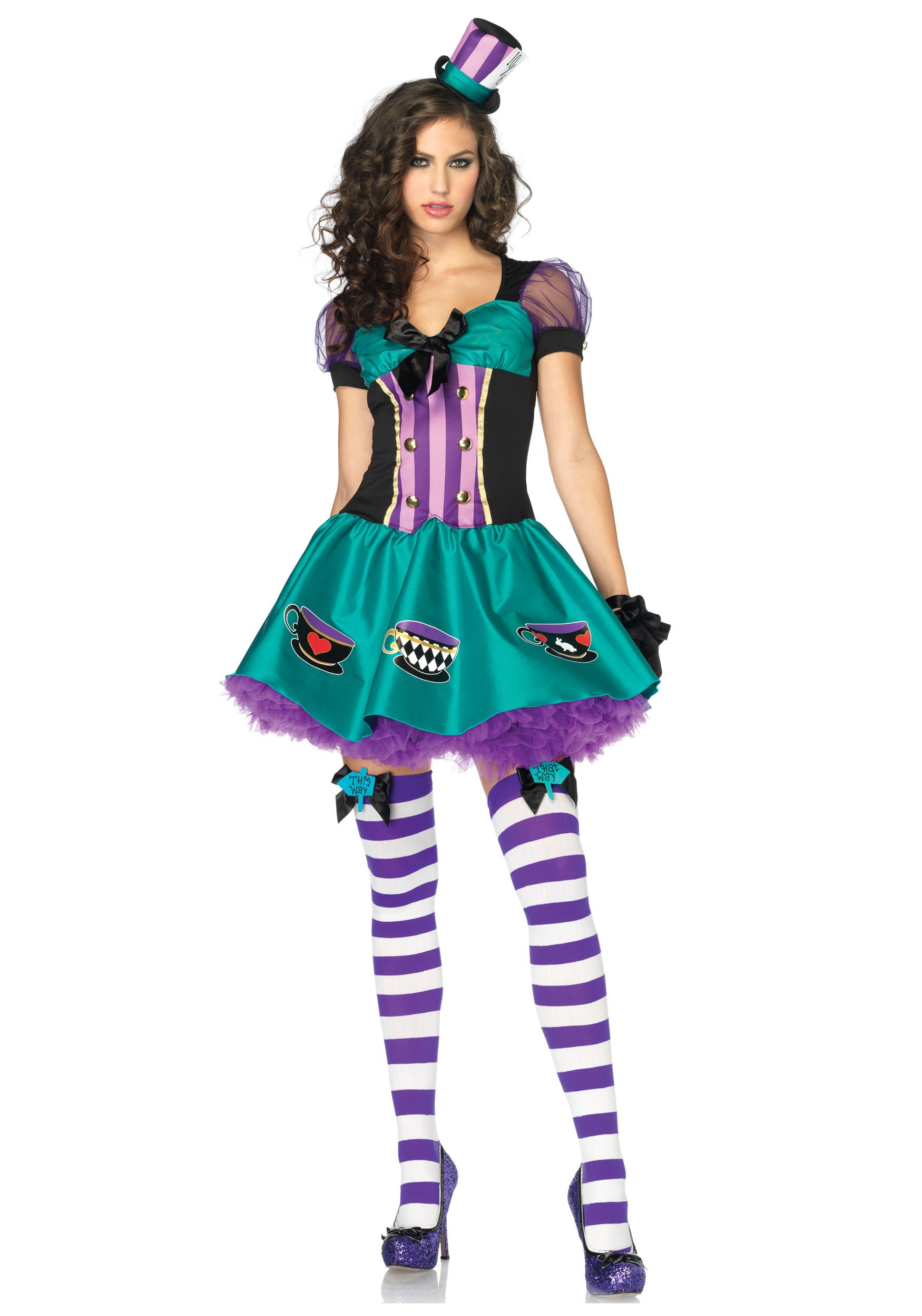 a5d55b3d5a Teacup Mad Hatter Costume   Fall/Halloween   Mad hatter halloween ...