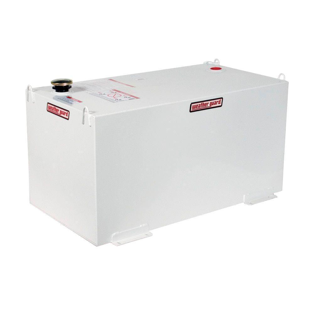 Weather Guard Rectangle Shape Transfer Tank Rectangle Shape Weather Temporary Storage